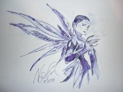 Fairy ©Nadia Besomi