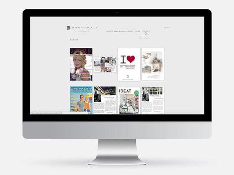 WEBSITE DESIGN & PUBLISHING