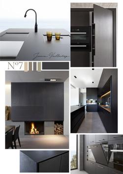 Dark Matte Kitchen