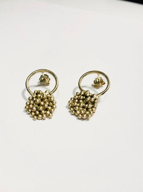 Boucles d'oreilles - Grappes