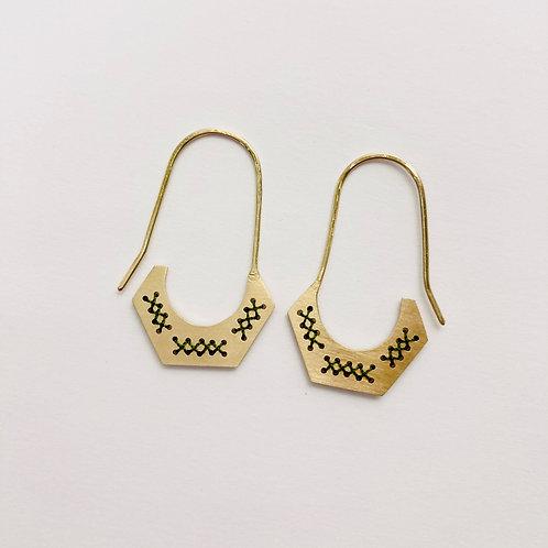 Boucles d'oreilles - Tanger