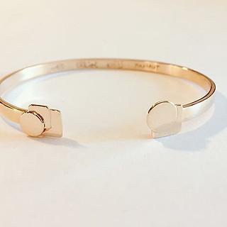 Le bracelet en or d'Agathe