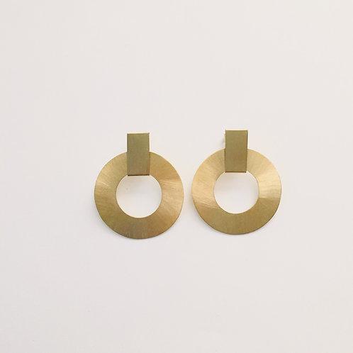 Boucles d'oreilles - Oeillets Square