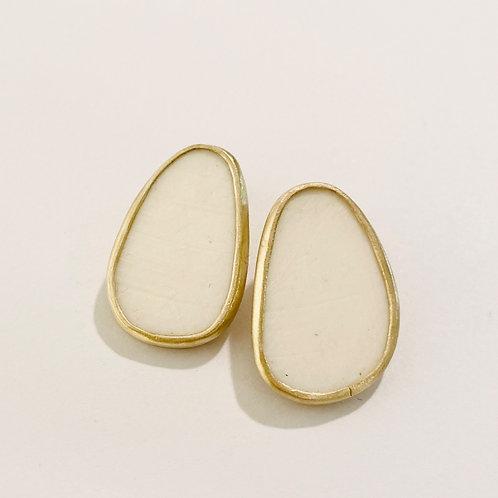 Boucles d'oreilles - Goutte Os