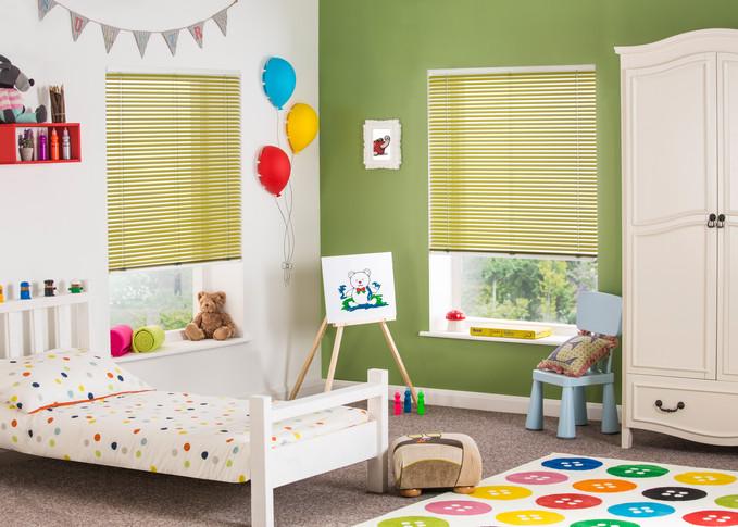 Venetian Mojito Kids Bedroom