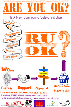 RUOK? With DCC