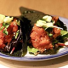 Spicy Tuna Hand Roll