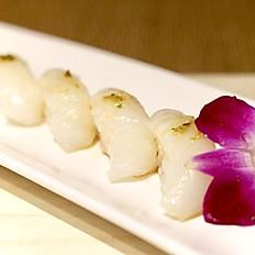 Halibut (Hirame) Sushi (2 pcs)
