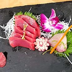 Bluefin Tuna (Maguro) Sashimi (5 pcs)