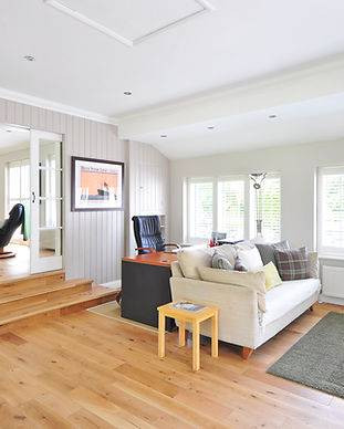 Flooring Studio offers hardwood flooring - It's warm, versatile and adds value to your home