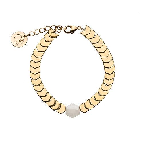 Bracelet Isis - Pierre de lune