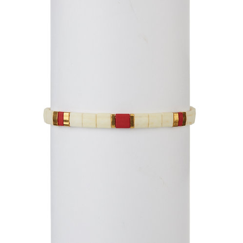 AZUL WHITE - rouge