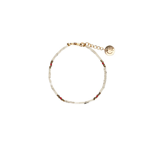 Bracelet Venice Beach Blanc