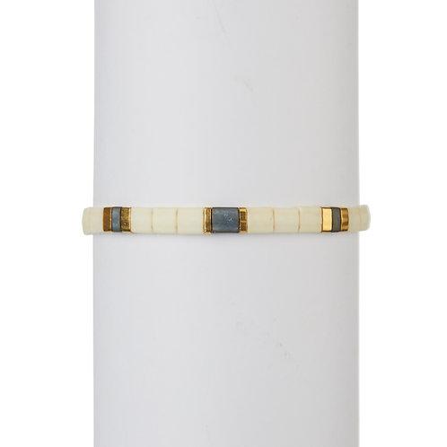 AZUL WHITE - Gris
