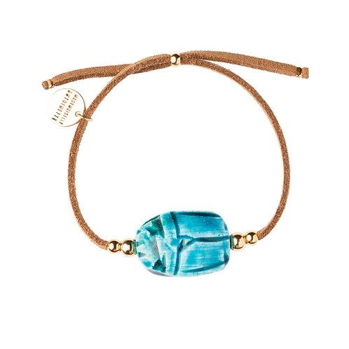 Bracelet Scarabée