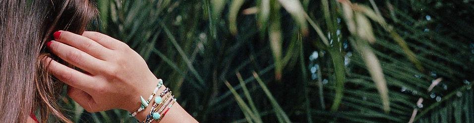 bijox Madeoiselle antoinette bracelets, colliers, boucles d'oreilles, bagues, fait main, en France