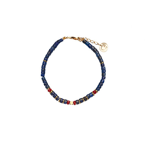 Tamaka lapis lazuli d'Afghanistan