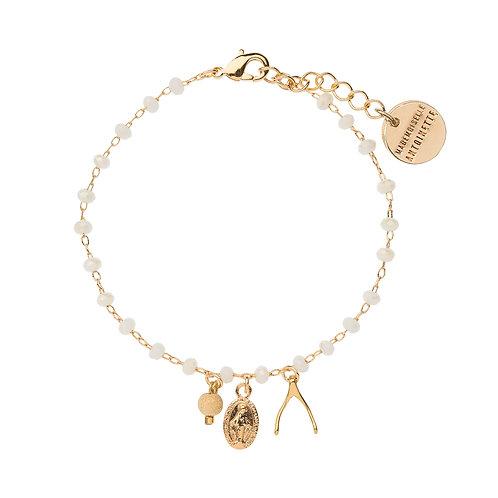 Bracelet Wish Blanc