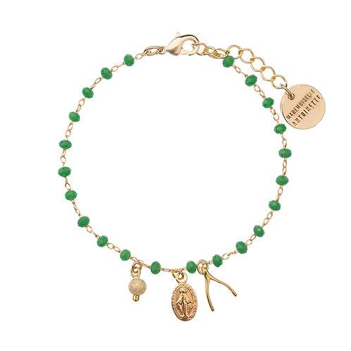 Bracelet Wish Vert