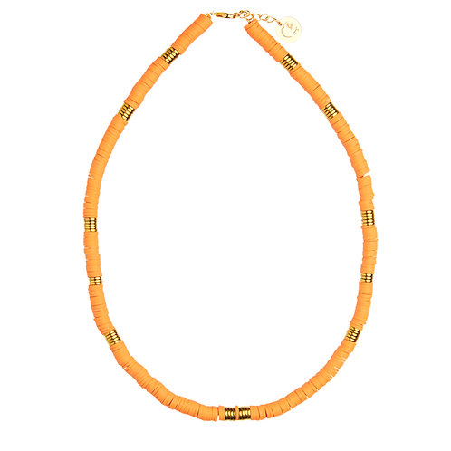 Collier surf - Orange