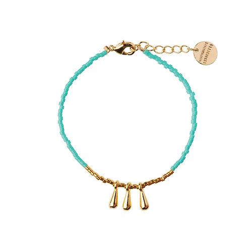 Bracelet Drop turquoise