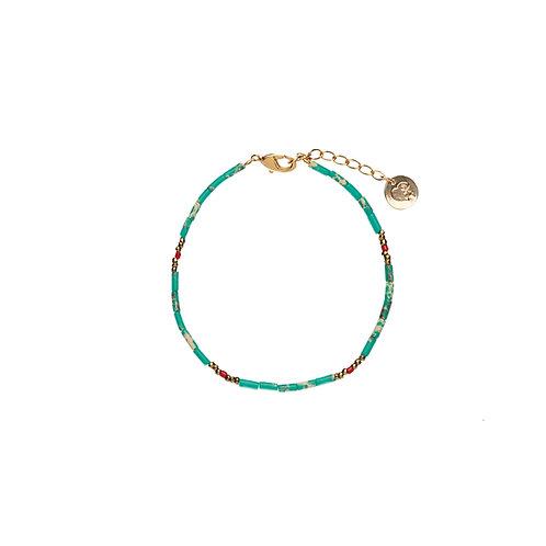 Bracelet Venice Beach Vert