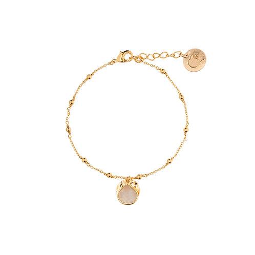 Copie de Bracelet ECU pierre de lune