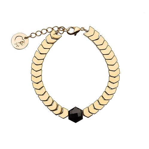 Bracelet Isis - Onyx