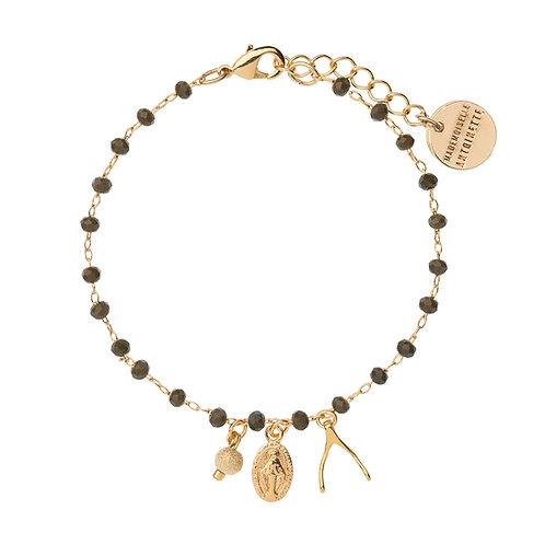 Bracelet Wish anthracite
