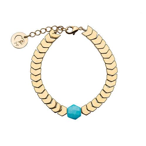 Bracelet Isis - Turquoise