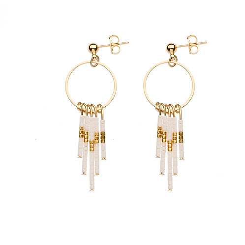 Boucles d'oreilles Amulettes