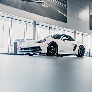 Porsche Dealership Shoot