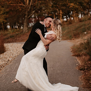 Natalie & Chris Elopement Wedding