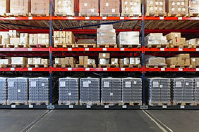 Warehouse Shelves