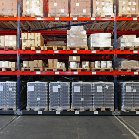 Huge warehousing capacity for short time