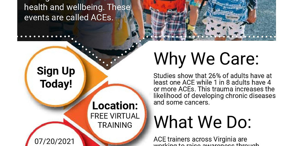 Adverse Childhood Experiences(ACEs) Training