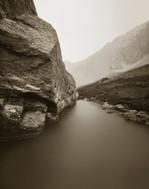 Mark James, Hutchinsen Lakes Rocks, 2009