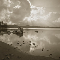 Mark James, Dowdy Lake Clouds, 1998