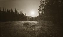 Mark James, Black Sun, Onahu Meadow, 2012
