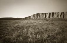 Mark James, Chalk Cliffs, Pawnee Grasslands, 2018