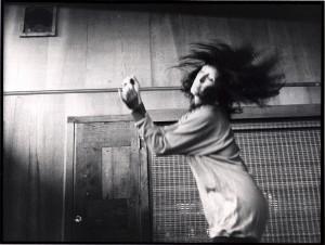 Gabrielle Roth dancing the 5Rhythms