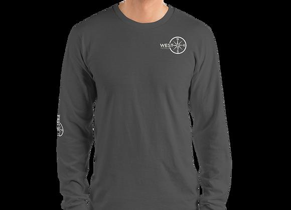Long Sleeve T-Shirt | WestWorld Logo