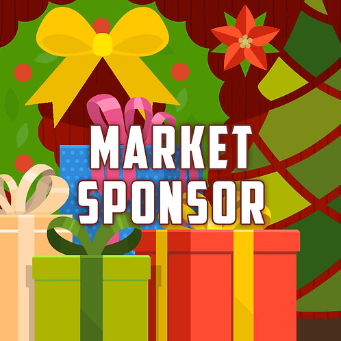 "Carnes Crossing Holiday Market ""Market Sponsor"""