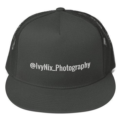 IvyNix Mesh Back Snapback