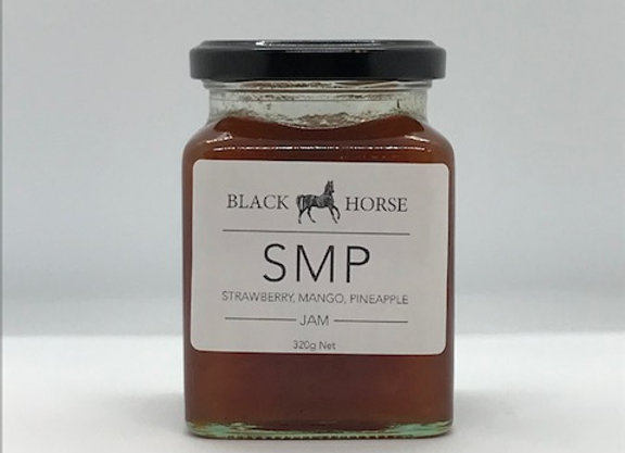 SMP (Strawberry, Mango, Pineapple) Jam