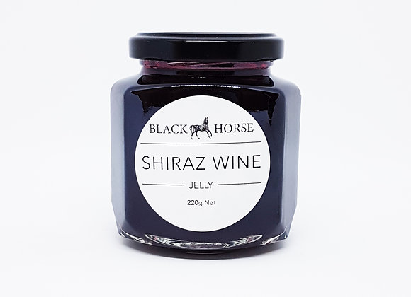 Shiraz Wine Jelly