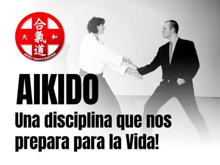 Aikido en la Oficina (y la Vida)