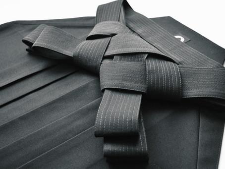 La Hakama y su significado en Aikido