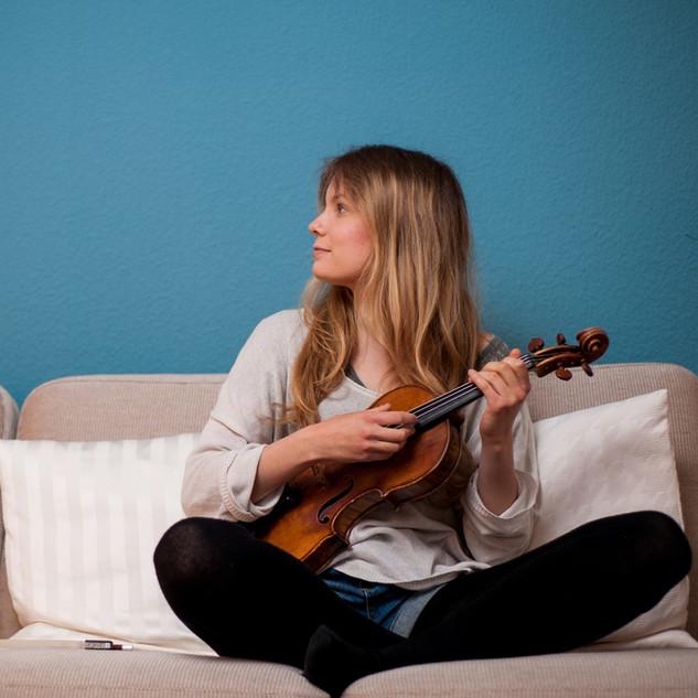 瑞典小提琴家 Isabelle Bania
