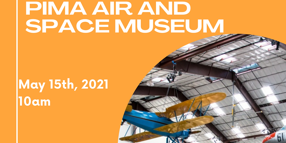 Adventure outing: Pima Air and Space Museum